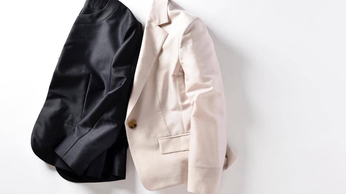 """【WOMEN】品性漂うオフィススタイルは""""ジャケット""""が物を言う"""