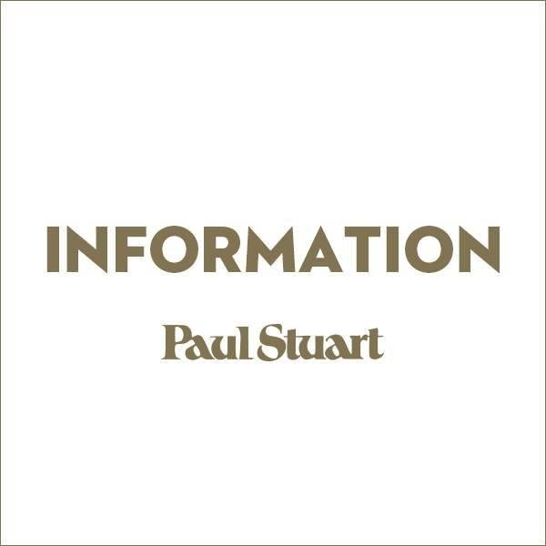 ポール・スチュアート青山店 営業時間変更のお知らせ