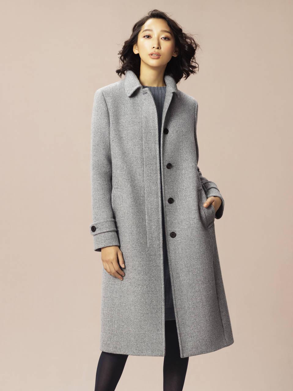 もっと愛されるために。この冬、コートを着る