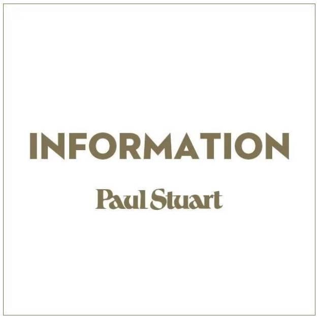 ■PaulStuart ONLINESTORE リニューアルに伴う一時閉店のお知らせ■
