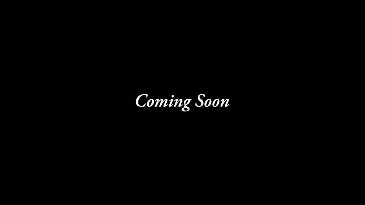 【NEW YORK】Coming Soon