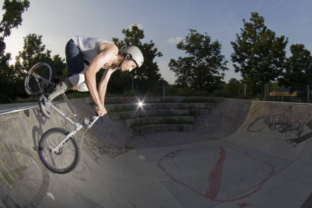 BMX(フリースタイル)