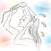 Q. 髪を洗い流す際に最適なお湯の温度と洗いあがりの目安を教えてください。