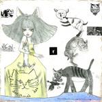 宇野亞喜良の個展『綺想曲』が、9月28日から東京銀座三越7階ギャラリーで開催!