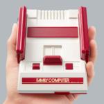 懐かしのファミコンが手のひらサイズで登場!「マリオ」や「ドンキーコング」などレトロなゲームが30種類収録!