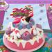 イオンで買えちゃう!原宿新名所の『KAWAII MONSTER CAFE』のクリスマス スイーツゴーラウンド ケーキ
