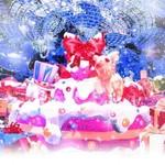 『KAWAII MONSTER CAFE HARAJUKU』夢のクリスマスバージョン「カラフルメルティークリスマス」♪