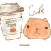 カピバラさん×HANDS CAFEが期間限定コラボ❤︎かわいすぎる「OTONAカピバラさん」モチーフのフードやグッズが登場!