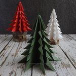 海外も夢中!クリスマスパーティーに折り紙などで作る♪クリスマスツリー特集(折り方も9選も公開)