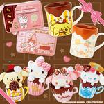 とろ~り溶けたチョコが可愛い♪バレンタインにピッタリなサンリオの雑貨が新発売!