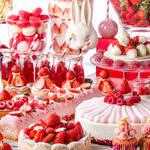 【2017年】いちご尽くしがとまらない!今しか食べられない人気ホテルの苺フェア!♡