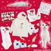 2月22日は猫の日!キティちゃんとコラボした話題のあなごちゃんグッズが発売中♪