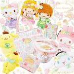 妖精になったサンリオキャラにうっとり♪春らしいフェアリーデザインシリーズ
