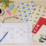 100均に売ってる2018年版カレンダー&手帳がどれも可愛すぎる💛(ダイソー/キャンドゥ/セリア)