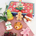子供たちに喜ばれるクリスマスプレゼントは?今年はスクイーズですね!人気スクイーズ通販ランキングをご参考に♫