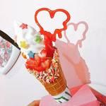 女子力高めのおしゃれで可愛い💖オリジナルアイスが作れるソフトクリーム屋さん🍦Pecca+pu(ペッカプー)🍦 【インスタ映えスポットin大阪】