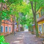 【おしゃれスポットin東京】日本に居るのにまるで中世ヨーロッパのドイツの街並み!高輪プリンセスガルテン✨