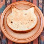 猫好きにはたまらない!にゃんこの形をした美味しい食パン「いろねこ食パン」