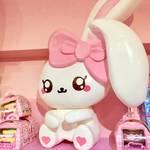 (閉店)【スクイーズ】原宿・スクイーズ専門店『バニーズカフェ(Bunnys cafe)』に行ってきたよ💓