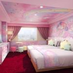 京王プラザホテル多摩「マイメロディ」と「リトルツインスターズ(キキララ)」の部屋がオープンするよ🎵