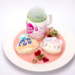 札幌・名古屋に「ハローキティ×クレヨンしんちゃん」期間限定カフェ
