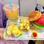 日本スクイーズ協会でハンバーガーセットやタピオカドリンクのスクイーズ・スライム作りをしてきました!
