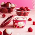 ハーゲンダッツからミニカップ『ライチ&ラズベリー』アイスクリームが期間限定で新発売🎵