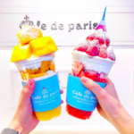 人気の『ボンボン』シリーズが話題のお店!韓国No.1 カフェ「cafe de paris(カフェ・ド・パリ)」が新宿ルミネエストにオープン💓