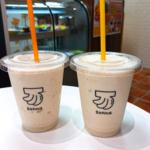 【東京フレッシュジューススタンド】タピオカの次はバナナジュース専門店!幻のバナナやプレミアムバナナのジュース飲んでみたい🍌