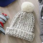 【セリア】初心者さんでも大丈夫😁さあ始めよう❣100均手作りキットで簡単編み物に挑戦💕