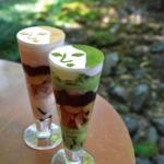京都で絶対行きたい人気の抹茶カフェ🍨おすすめの抹茶スイーツや抹茶パフェは見た目もフォトジェニック✨