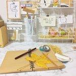 ダイソーさん💗セリアさんのプチプラ100円ショップ雑貨を使った😘#勉強垢さん愛用の勉強机