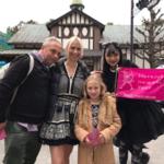 冬休みは親子で原宿へ。ロリータファッションのガイドによる原宿観光案内サービス 「原宿カワイイツアー」の親子向けの冬休みキャンペーン
