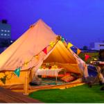 【東京】ちょっとした息抜きにグランピングはいかが?都内で気軽行ける贅沢なキャンプでBBQをしちゃおう。