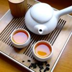 おうちカフェ。おうち時間、台湾茶でキレイになろう。