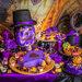 🎃『アリスのハロウィンティーパーティビュッフェ~trick or treat!!~ 』& 『チェシャ猫からのご招待★いたずらハロウィンビュッフェ~ヴィランズ達のマッドパーティ~』