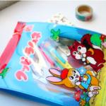 超可愛い❤️お菓子のパッケージがデザインのグッズたち✨つい集めたくなっちゃう😊