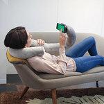 座りながら&寝転びながら快適💞便利でラクチン❣注目の人気スマホクッション