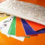 かわいいクレジットカード&銀行キャッシュカード(2021年6月)