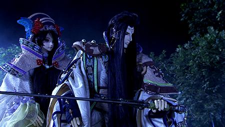 『神誨魔械』を守る護印師の丹衡、丹翡兄妹