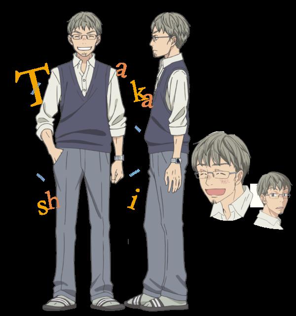 将棋ファンで担任の先生、林田高志