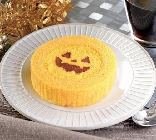 味も満足!えびすかぼちゃのロールケーキ!