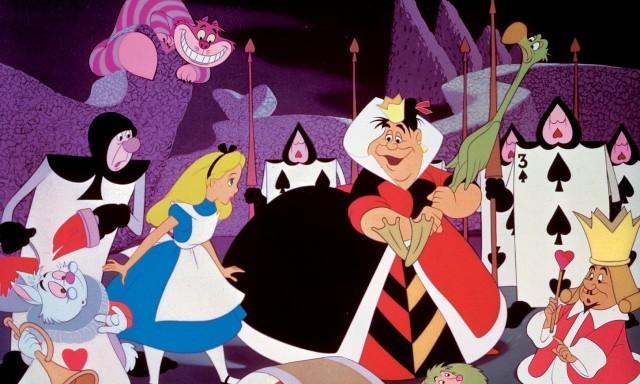 アリス登場するキャラクターはみんなキュート!