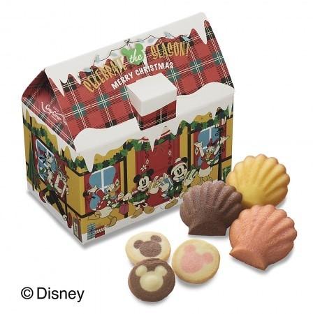 ディズニー・クリスマスハウス(6種14個入)