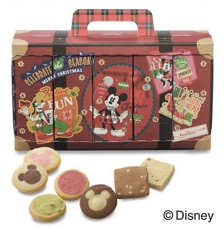 ディズニー・クリスマスカレンダー(7種25個入)