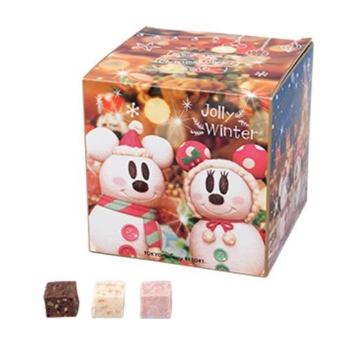 キュービックチョコレートクランチ(ミルク&ホワイト&ス...