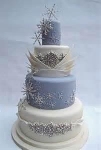 雪の結晶とケーキの色で演出するテーマは「アナ雪」