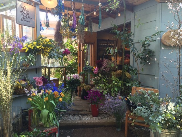 The Little Shop of Flowers