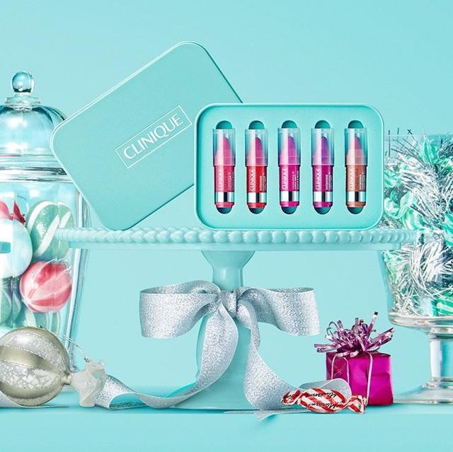 クリニークのクリスマス限定キット、人気のリップカラー20色が一つに | ニュース - ファッションプレス (6471)