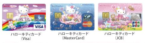 ハローキティカード